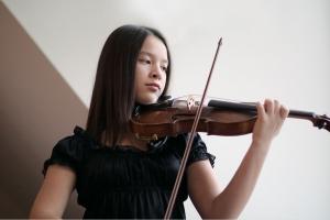 Lu Lu, cô con gái 13 tuổi của Mẹ Hổ - Nguồn: Internet