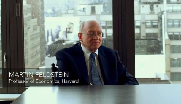 Martin Feldstein, giáo sư kinh tế Harvard, trả lời phỏng vấn của Charles Fergusion (Nguồn: phim Inside Job, 1:23)