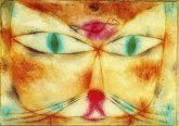Cat-and-Bird-by-Paul-Klee